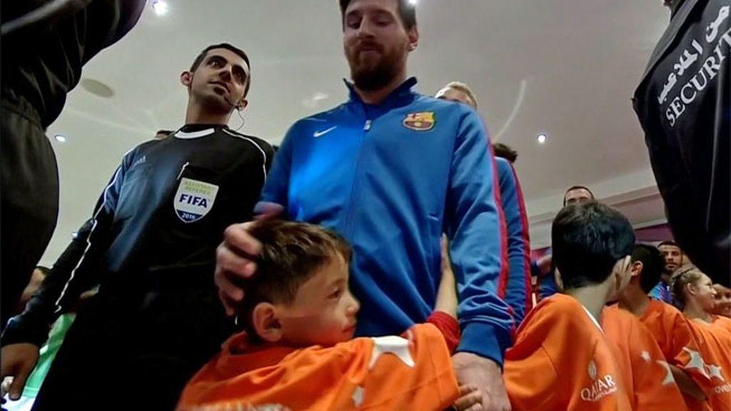 Leo Messi,Murtaza,Qatar