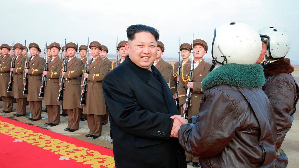 La eterna sonrisa de Kim Jong Un