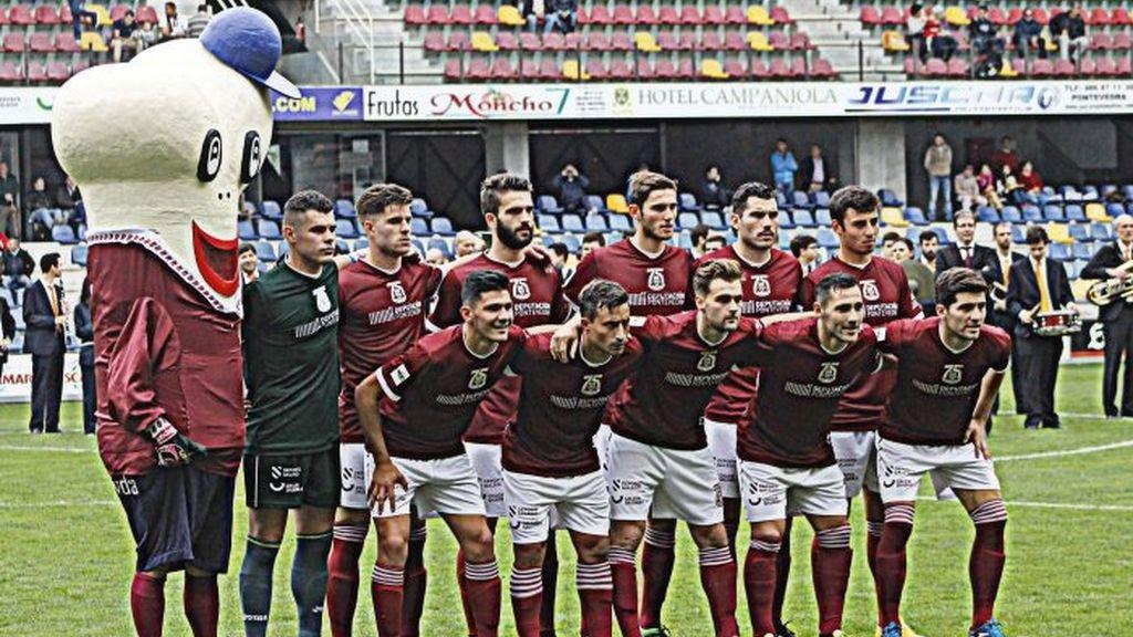 Segunda B,Real Madrid,Pontevedra