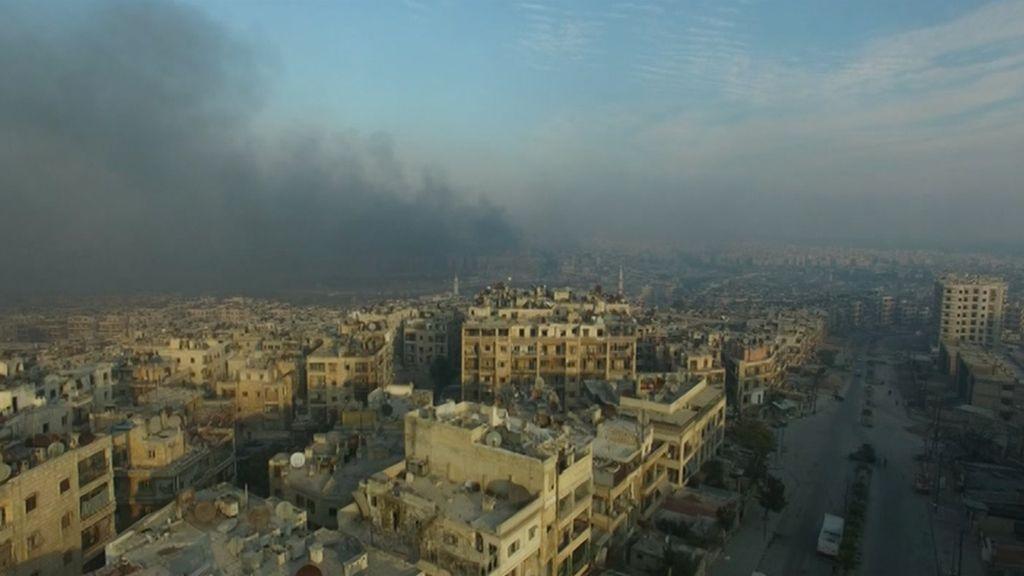 Fin de la tregua en Alepo