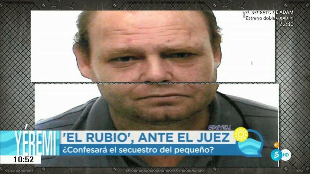 'El Rubio' declara ante el juez por la desaparición de Yéremi Vargas