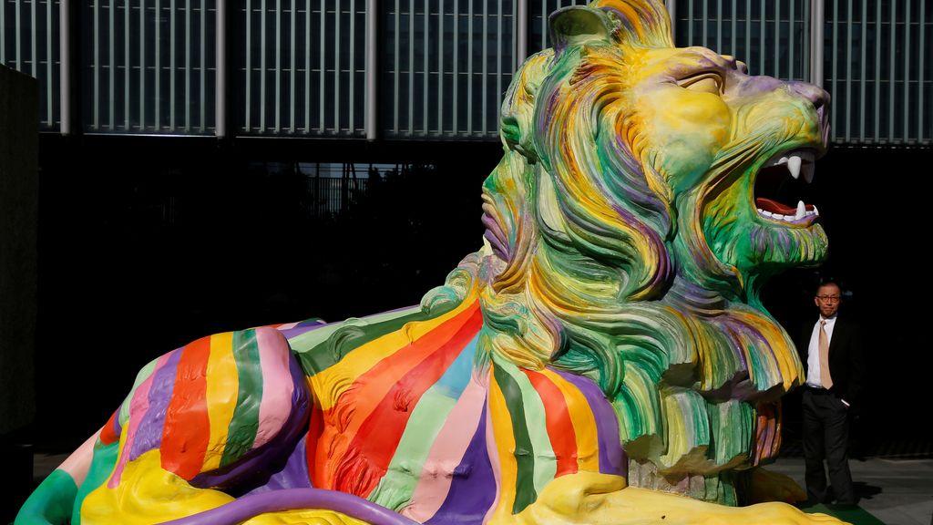 Apoyo a la comunidad LGTB en Hong Kong