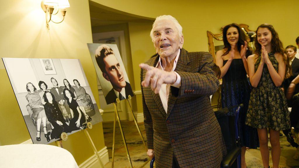 Homenaje a su trayectoria como actor