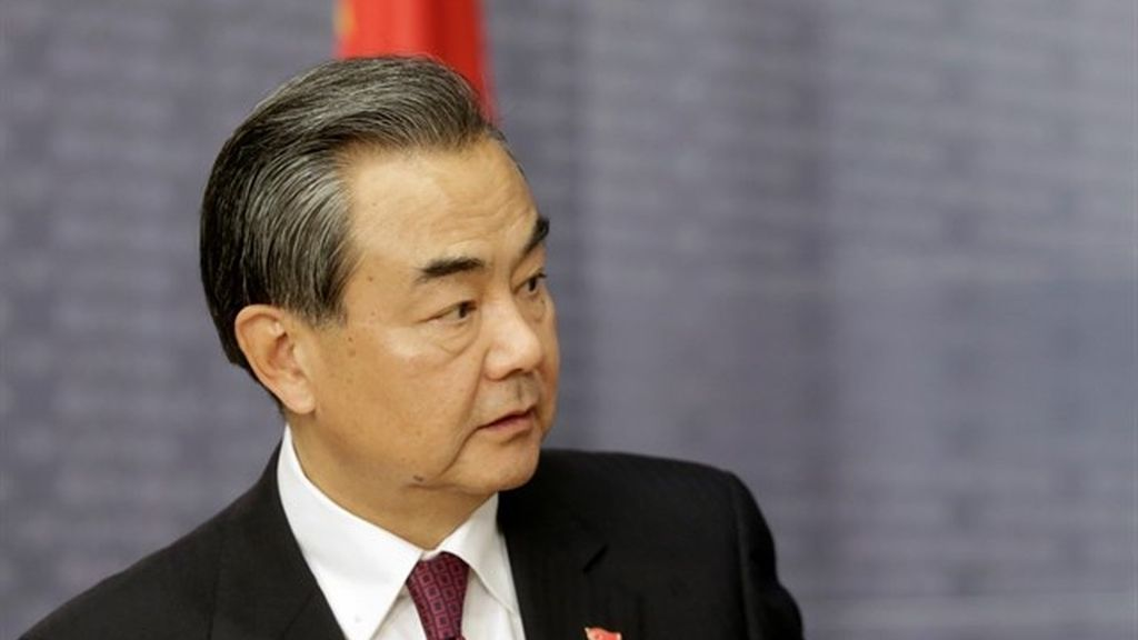 Wang Li, ministro exteriores China