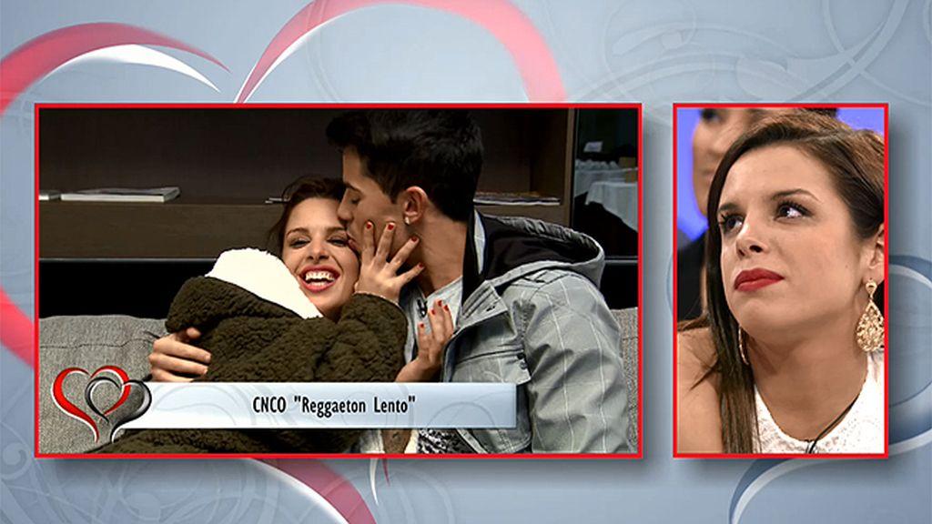 La cita más romántica de Alba y Diego