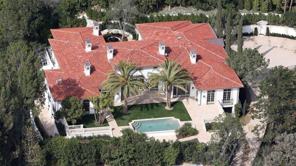 Mansión de los Beckham en Los Ángeles