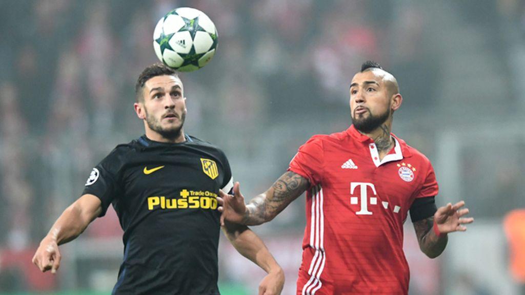 Bayern Munich-Atlético de Madrid