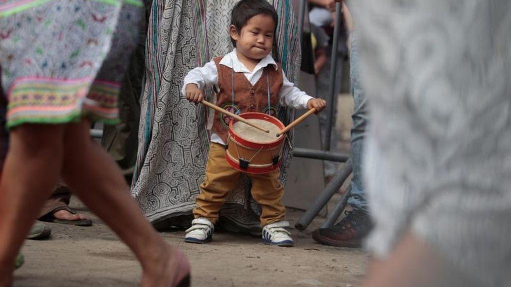 Visita del presidente de Perú