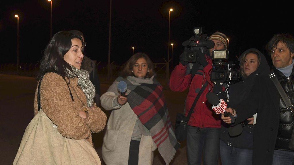 Raquel Gago ingresa en prisión