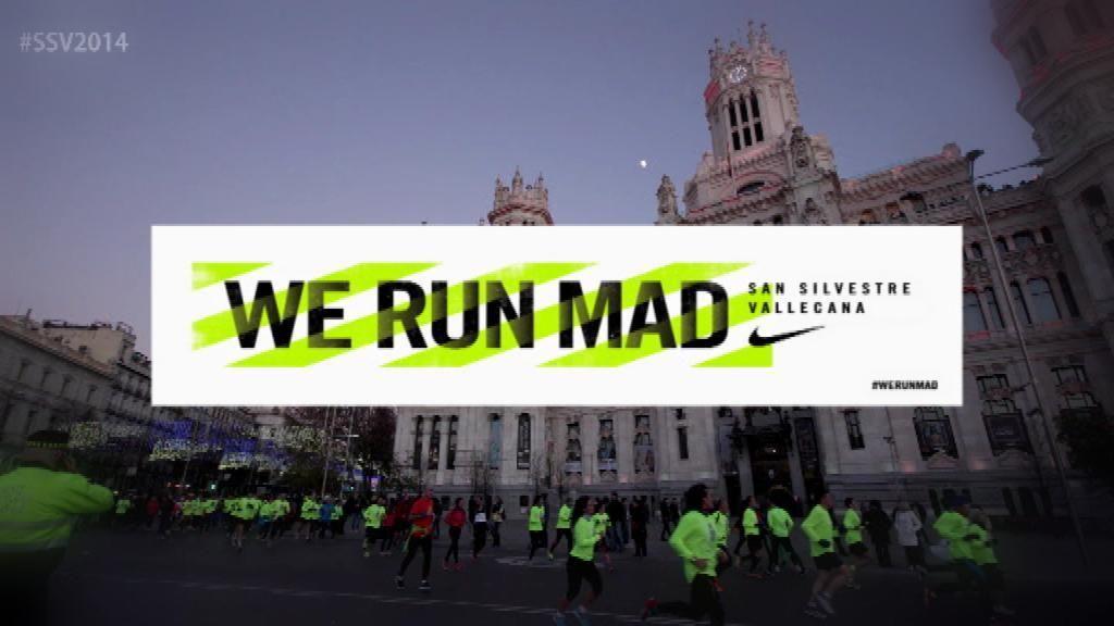 San Silvestre, Mediaset, informativos, runners