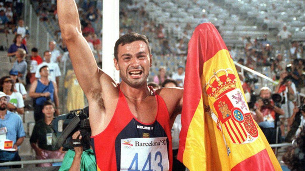 Antonio Peñalver, entre los atletas que sufrieron presuntos abusos sexuales de Millán