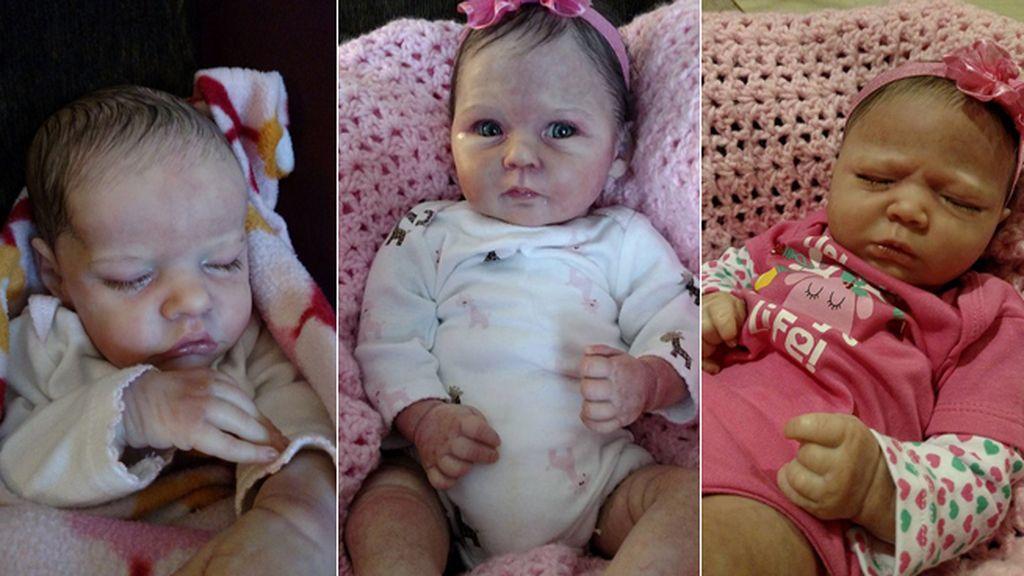 Acusan a una anciana de traficar con bebés al confundirlos con muñecos hiperrealistas