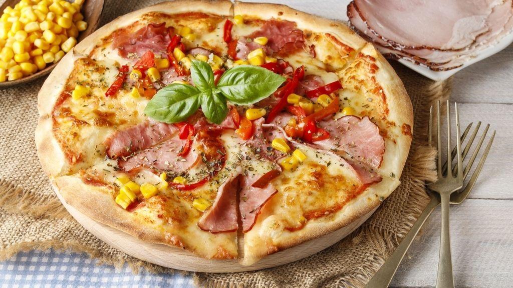 La pizza que quita la resaca
