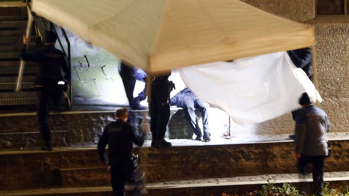 Hallan muerto al hombre que atentó contra un centro islámico en Zurich