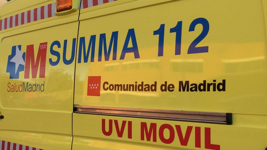 Ambulancia Comunidad de Madrid