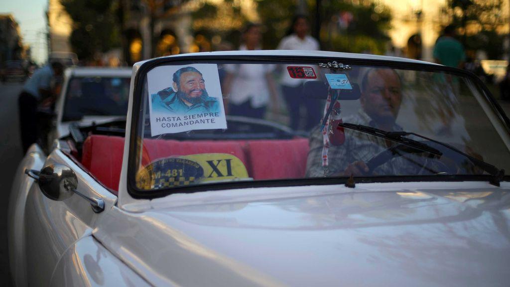 Luto en Cuba por la muerte de Fidel Castro