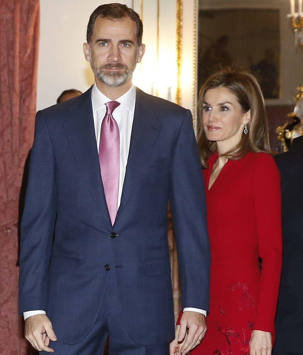 Últimos actos del año del Rey Felipe VI