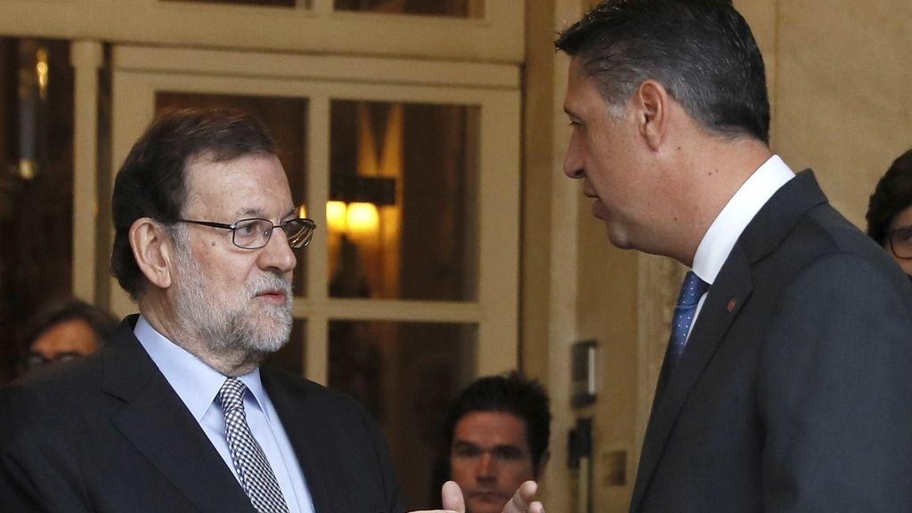 Mariano Rajoy y García Albiol