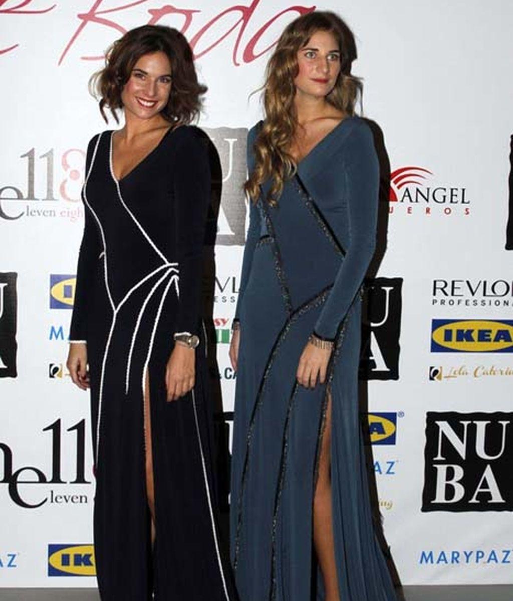 Las hermanas Lourdes y Sibi Montes se alían bajo la marca 'Analilen'