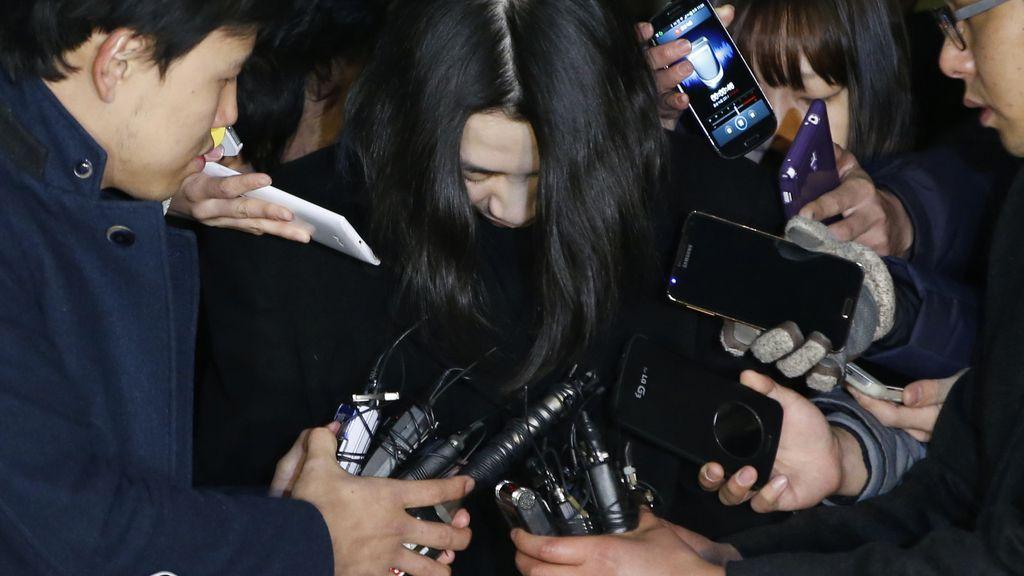 Cho Hyun Ah, hija mayor del actual responsable de Korean Air Lines, detenida