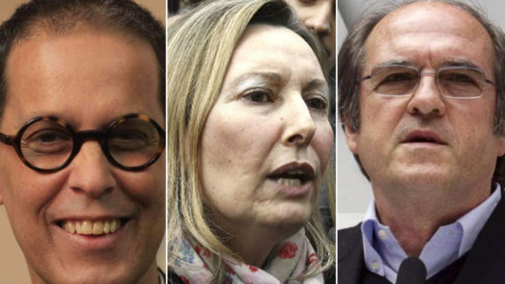 Zerolo, Valcarce y Gabilondo, los candidatos del PSM