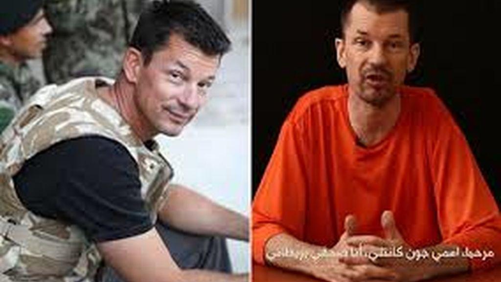 John Cantlie, secuestrado por el Estado Islámico