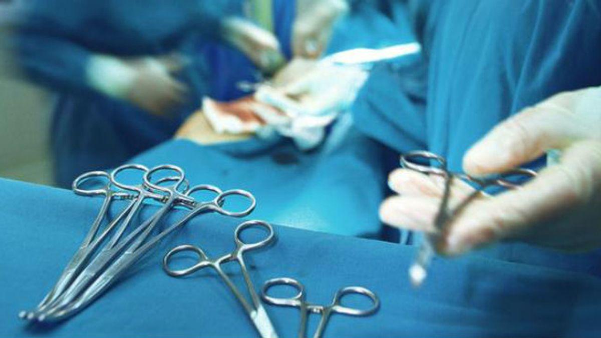 Quirófano, operación