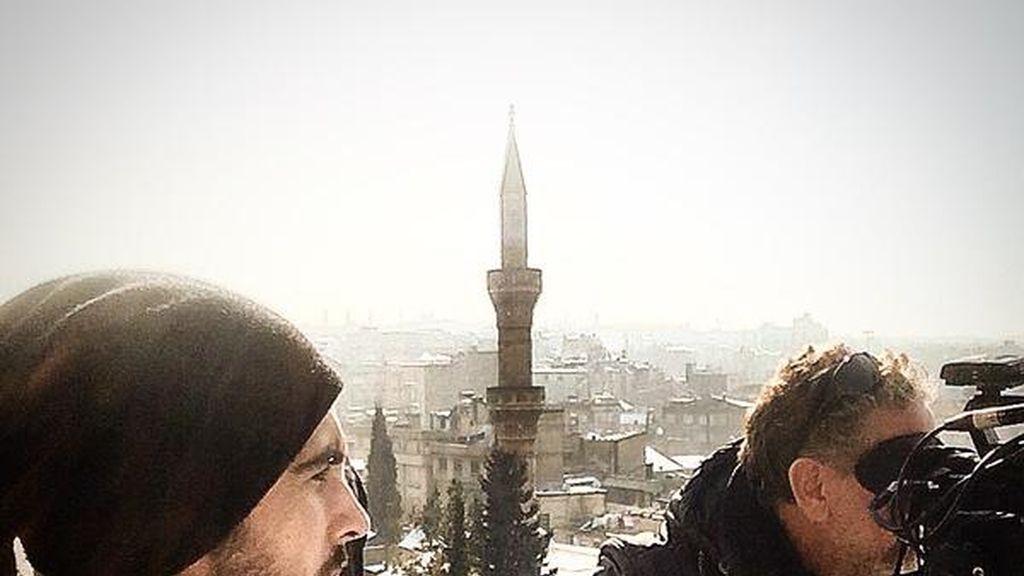 Apasionado de la cámara, viajaba sin parar. Uno de sus últimos destinos: Turquía