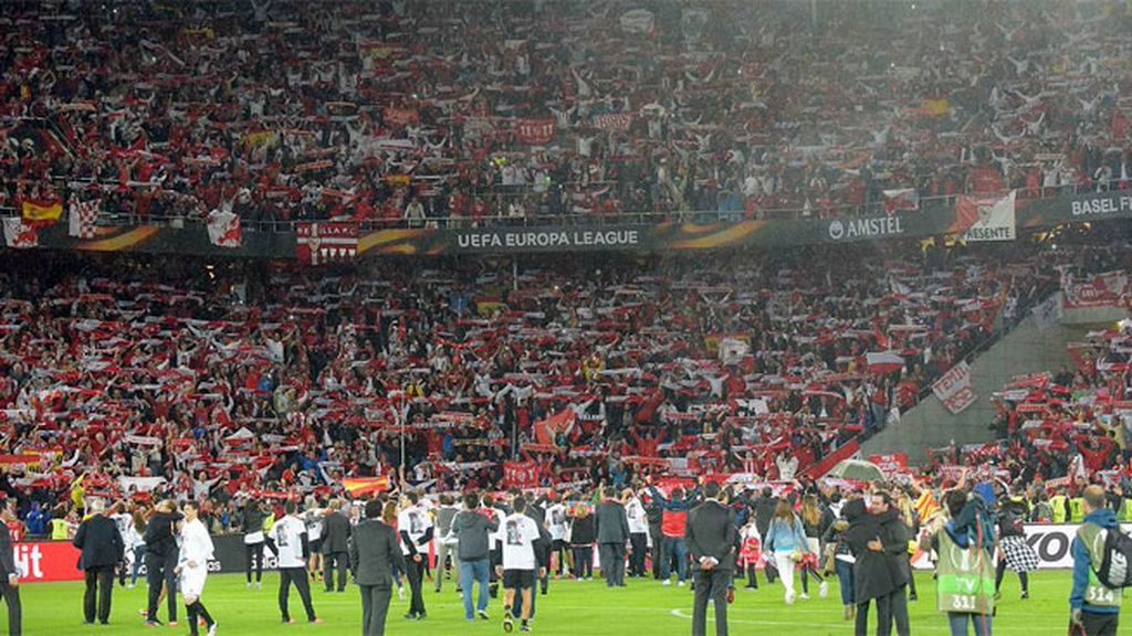 Sevilla, Europa League,
