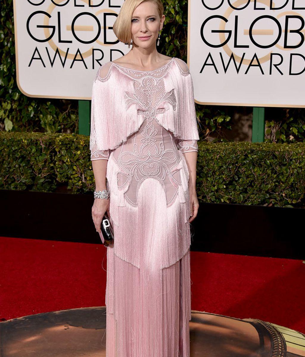 Cate Blanchett vestida de Givenchy Haute Couture