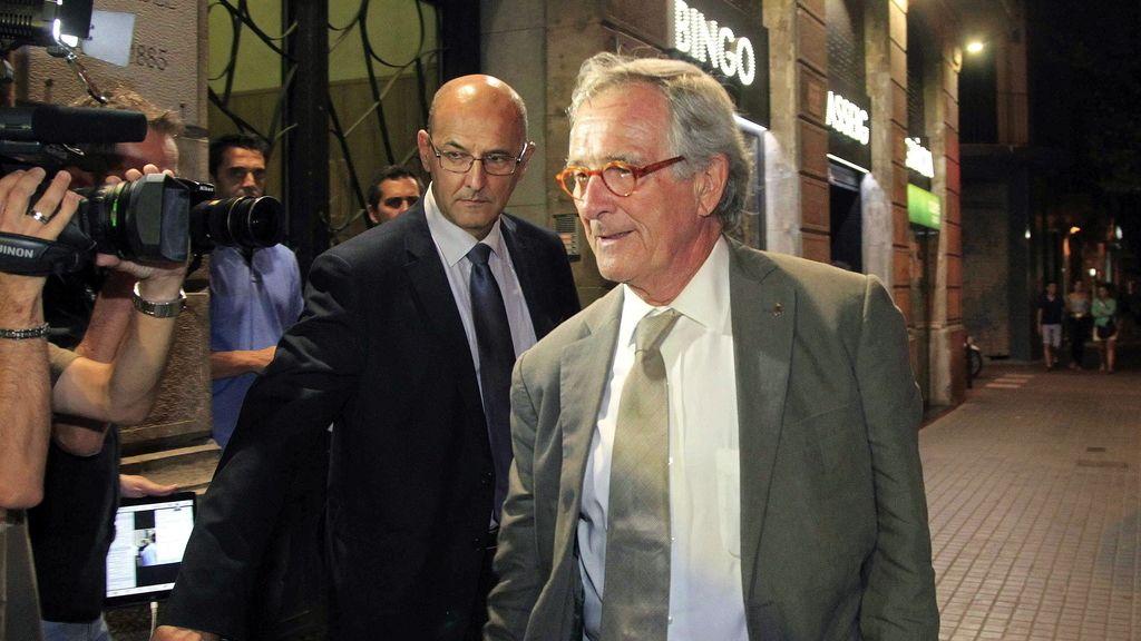 CiU proclama a Trias como candidato a la reelección en 2015