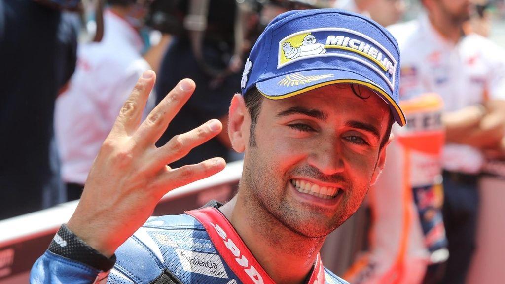 MotoGP,Hector Barbera,Ducati