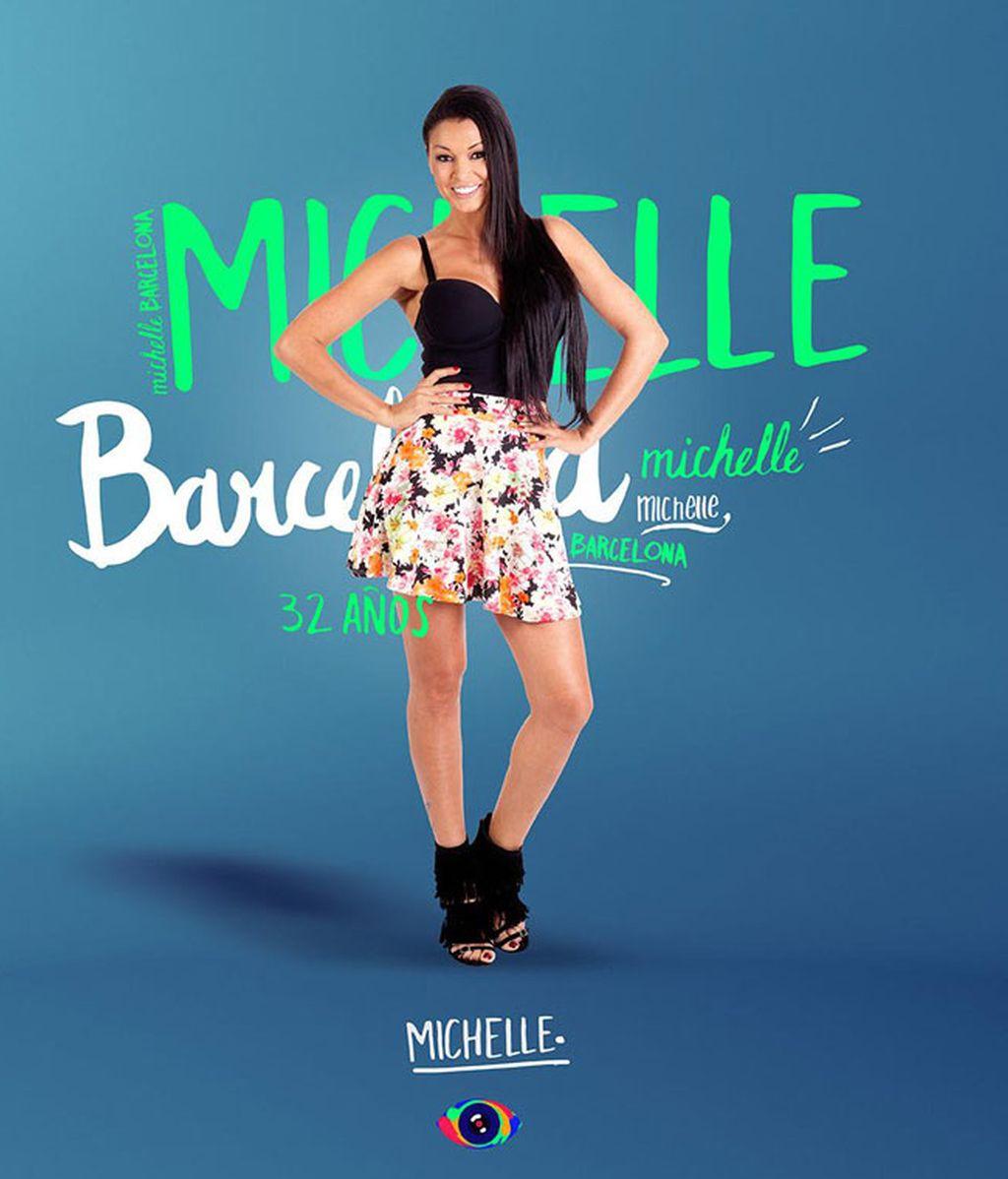 Michelle, 32 años (Barcelona)