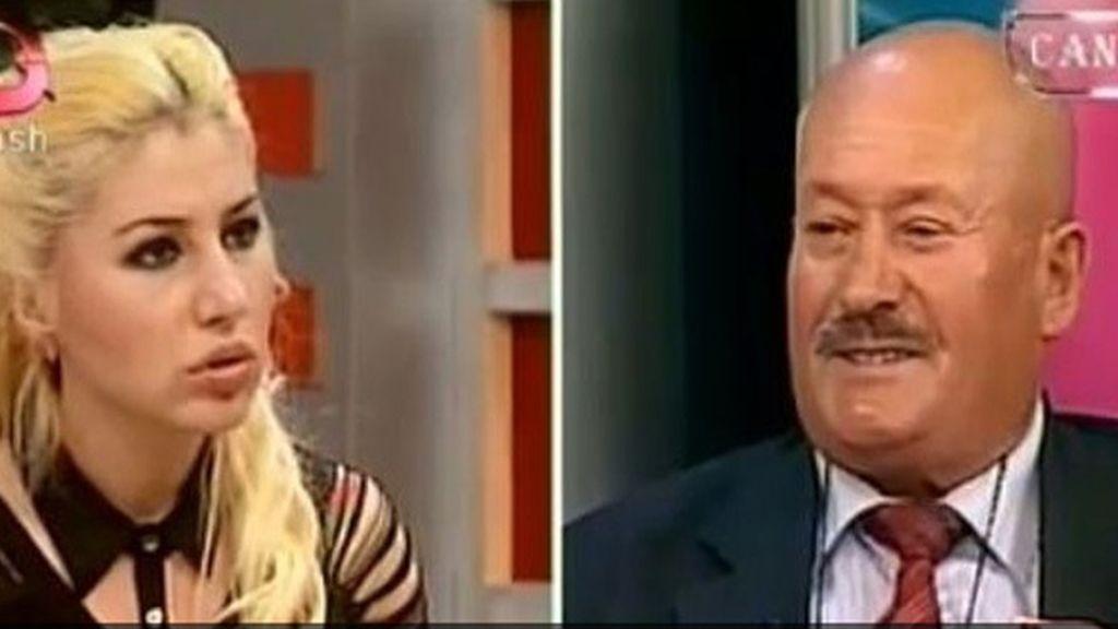 Un asesino de dos mujeres busca pareja en un programa de televisión en Turquía