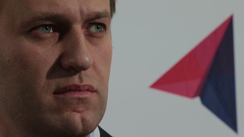 Rusia bloquea el acceso al perfil de Facebook del opositor Navalni