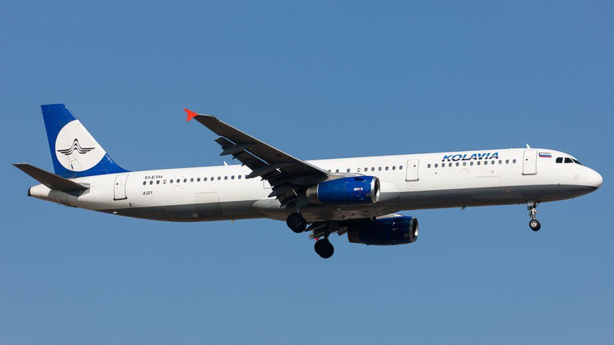 Avión Egipto