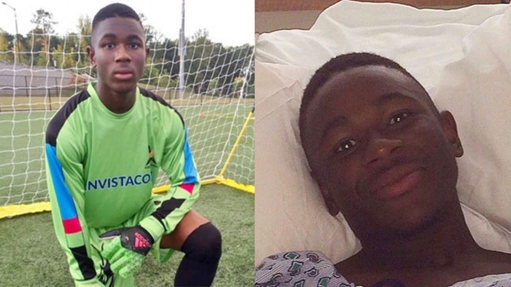 Un futbolista estadounidense despierta hablando español tras varios días en coma