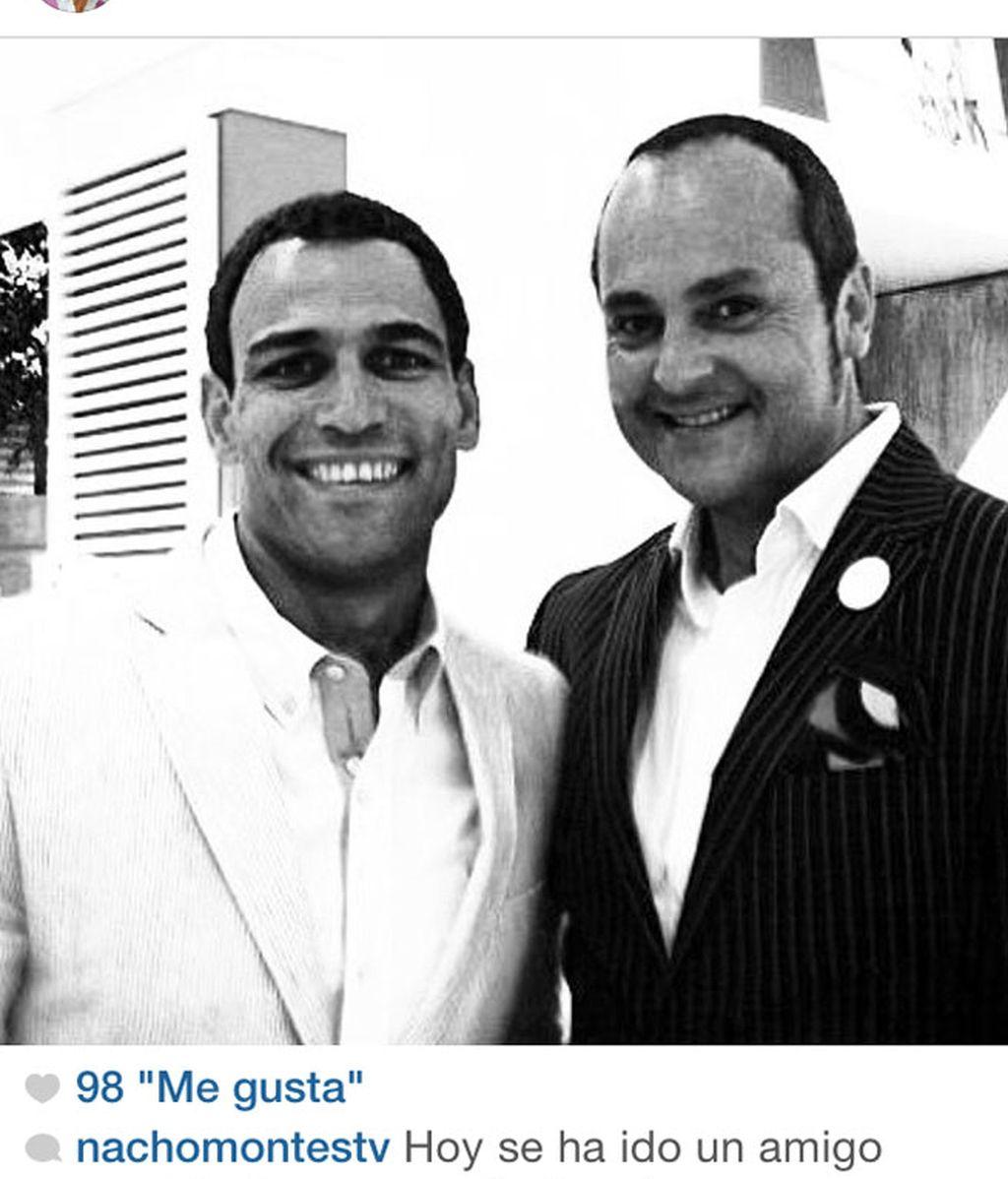 Dario Barrio y Nacho Montes
