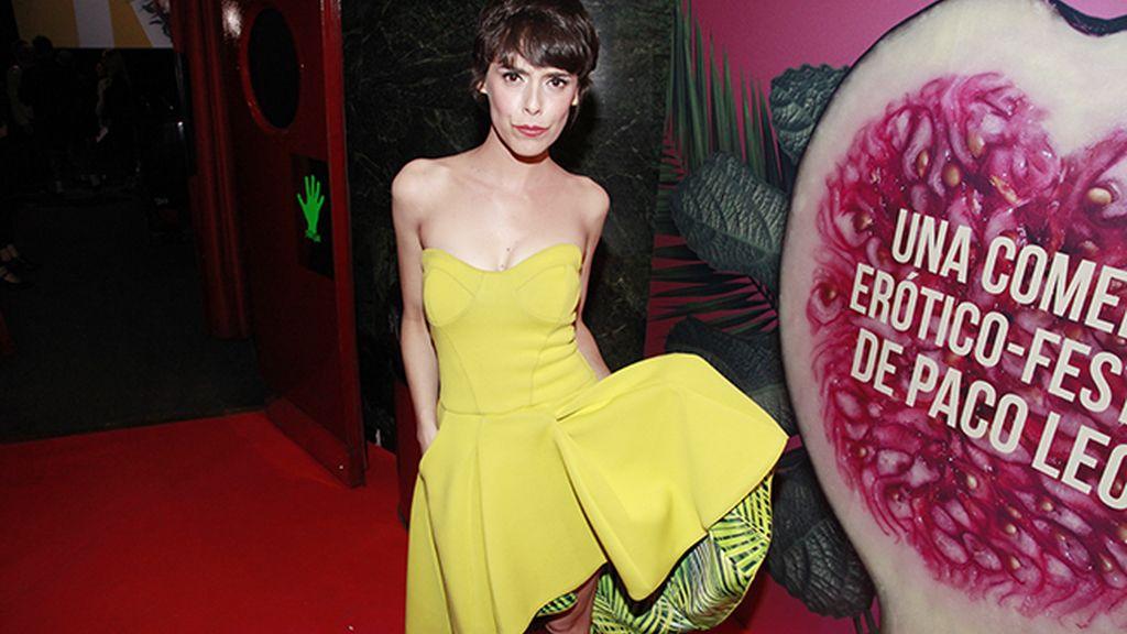 """Belén Cuesta, una de las actrices de moda de nuestro cine y protagonista de """"Kiki, el amor se hace"""""""