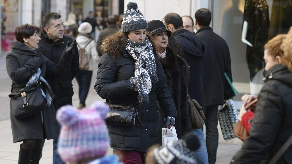 Un total de 30 provincias están en alerta por frío, con temperaturas de -7ºC