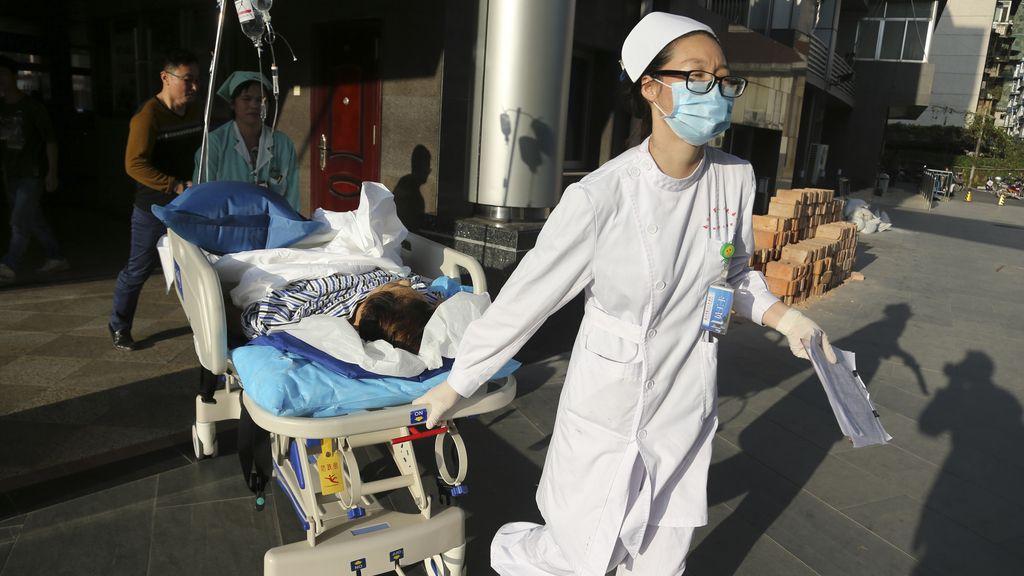 Heridas nueve personas en un nuevo ataque con cuchillos en un supermercado de Nanning