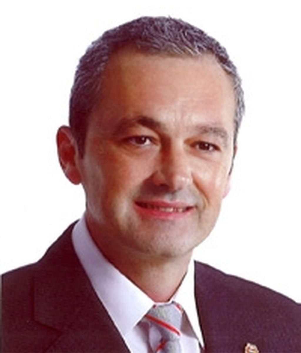 José Antonio Moreno, concejal de C's de Vélez- Málaga