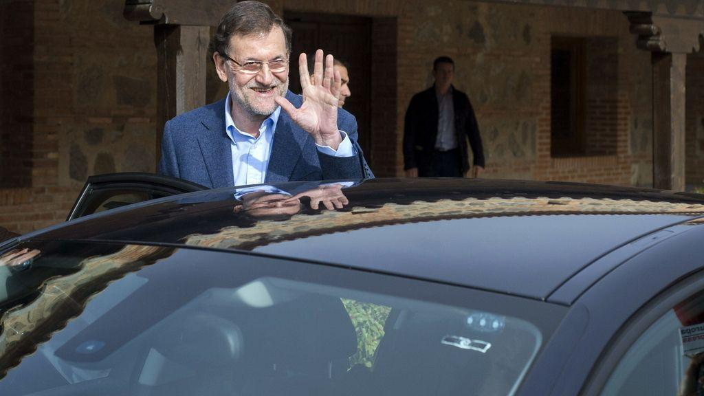 Rajoy viaja a Washington para reunirse con Obama para hablar de la economía española