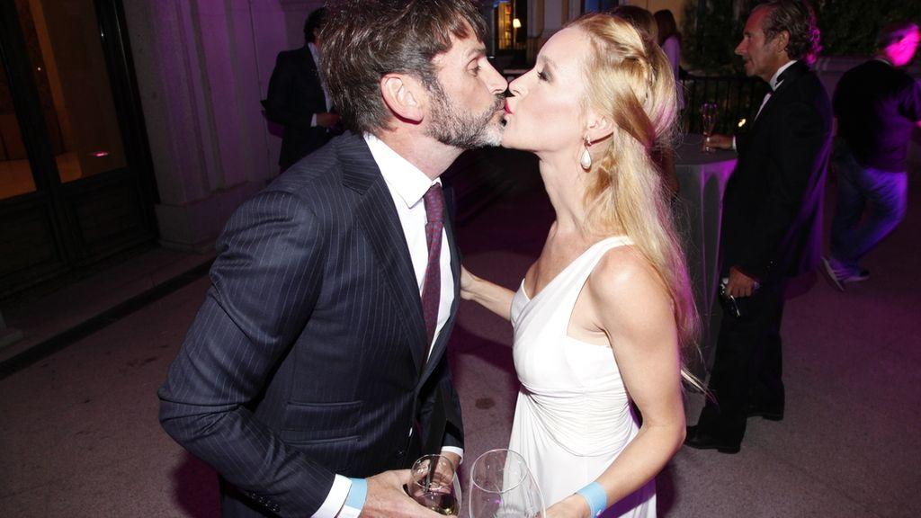 Pura química entre Fernando Tejero y María Esteve