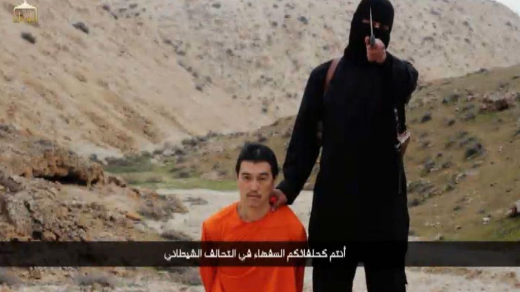 El Estado Islámico ejecuta al japones Kenji Goto