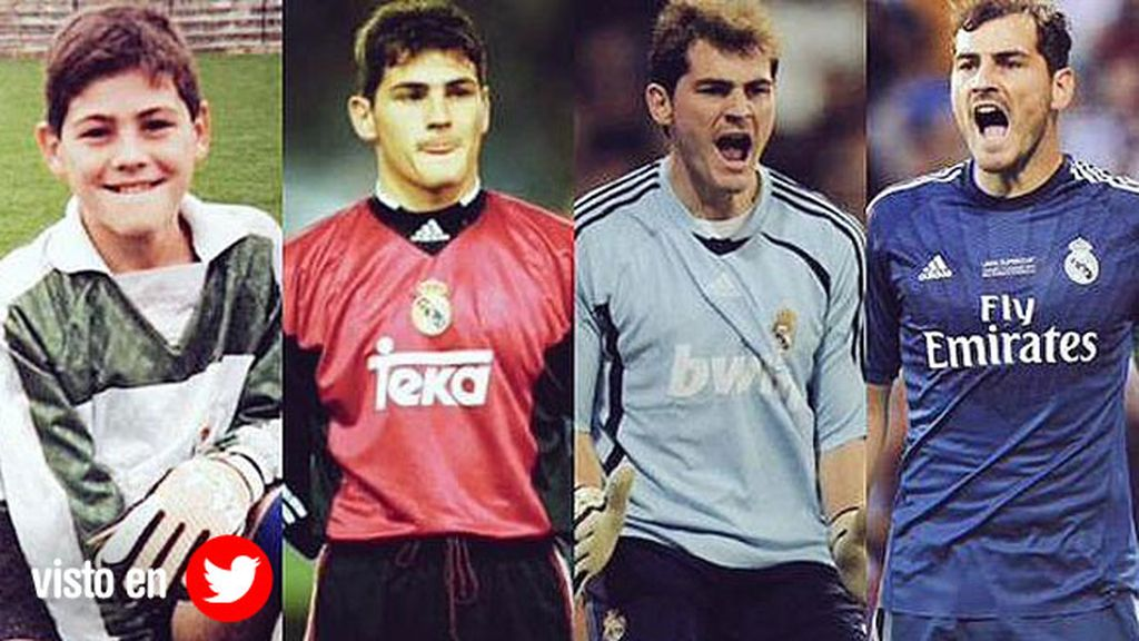 El Madrid dice adiós a una leyenda