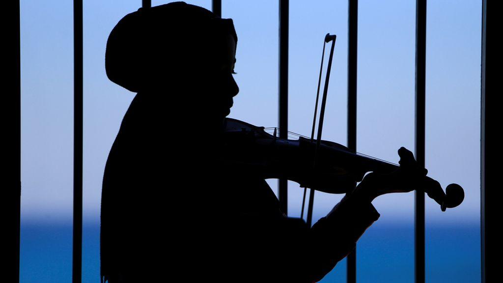 Música en los campos de refugiados