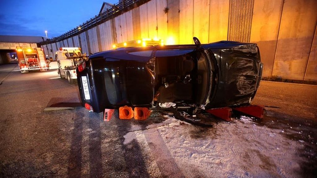 Diez fallecidos en las carreteras desde el comienzo de la operación por Navidad