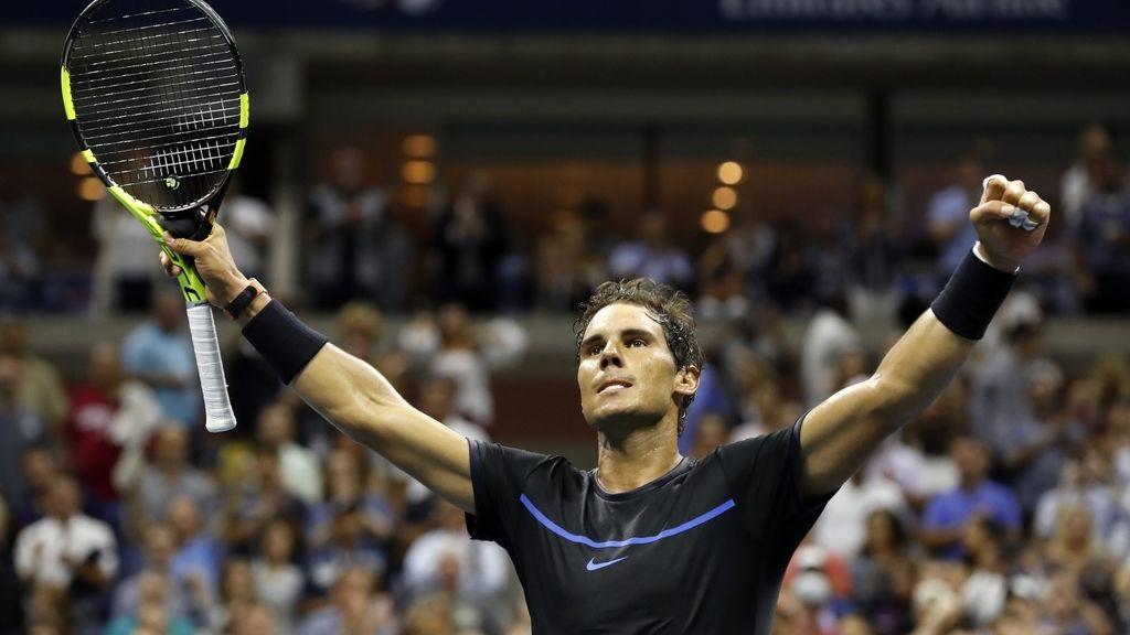 Rafa Nadal US Open 2016