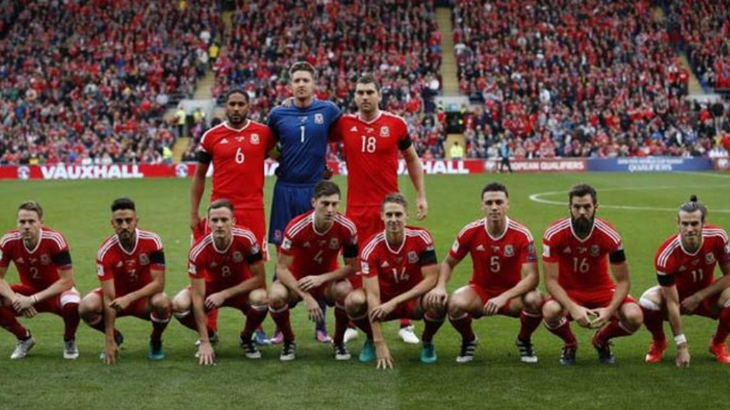 Gareth Bale, selección de Gales